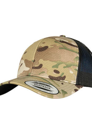 Retro Trucker Multicam®