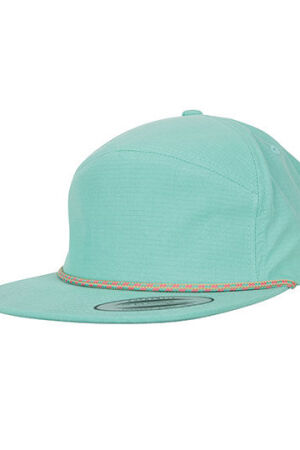 Color Braid Jockey Cap