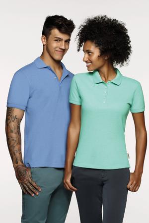 Damen-Poloshirt GOTS-Organic