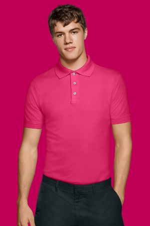 Poloshirt Stretch