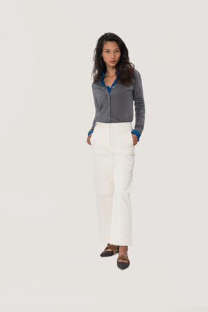 Damen-Cardigan Merino Wool