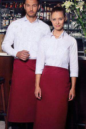Bistro-Servier-Schürze