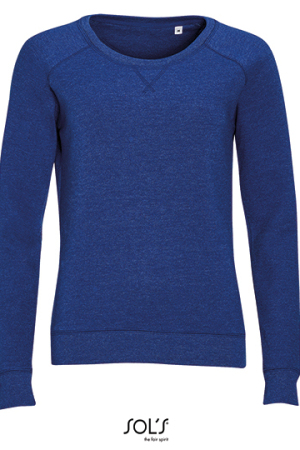Women`s French Terry Sweatshirt Studio