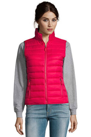 Women`s Lightweight Bodywarmer Wave