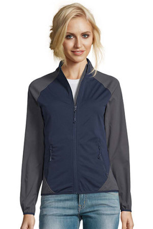 Rollings Women Softshell Jacket