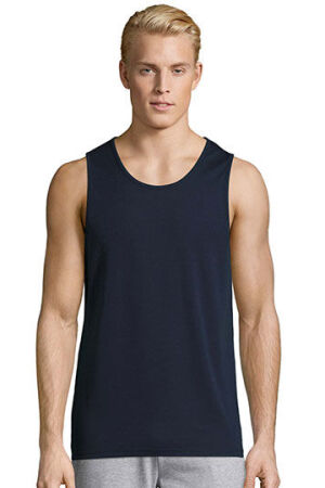 Mens Sports Tank Top Sporty