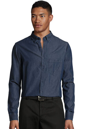 Mens Denim Shirt Barry