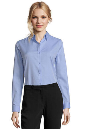 Womens Herringbone Shirt Brody
