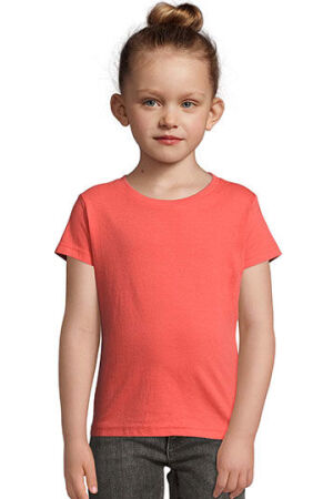 Kids T-Shirt Girlie Cherry