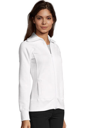 Women´s Zipped Jacket Soda