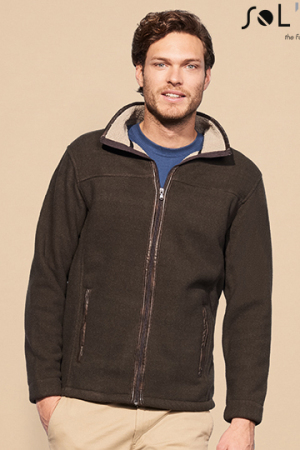 Polar Fleece Jacket Nepal Men
