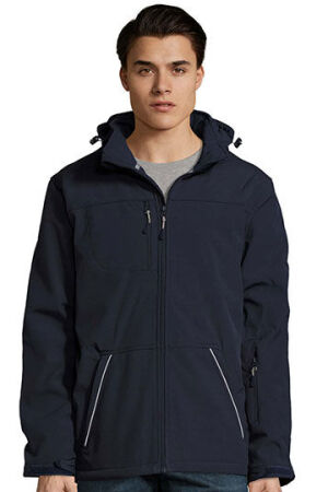 Rock Men Padded Winter Softshell