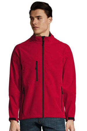 Men´s Softshell Jacket Relax