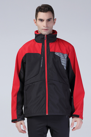 Team 3 Layer Soft-Shell Jacket
