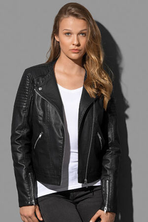 Active Biker Jacket for women