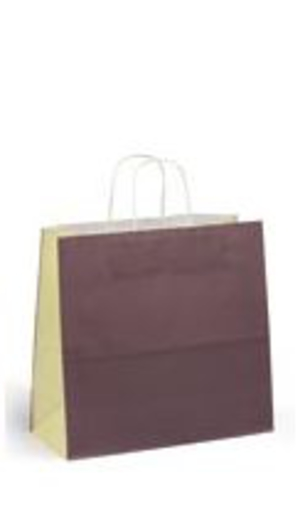 Shopper Chocolate (320x140x300 mm)