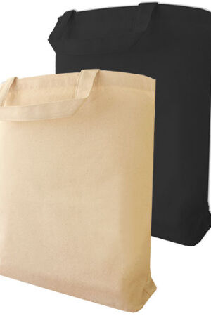 Canvas Carrier Bag Short Handle