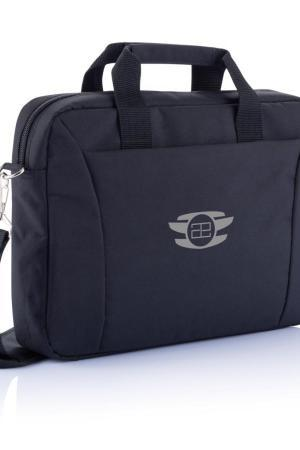 "15,4"" Messe Laptoptasche PVC frei"