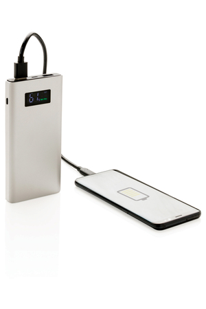 10.000 mAh Powerbank mit Quick-Charge Funktion