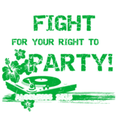 A153 - Fight for your right to Party!