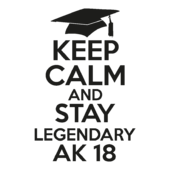 BO18 - Keep Calm and Stay Legendary