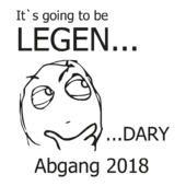 D98 - It's going to be Legen...Dary Abgang 2018