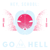 I146 - Hey, school: Go to Hell